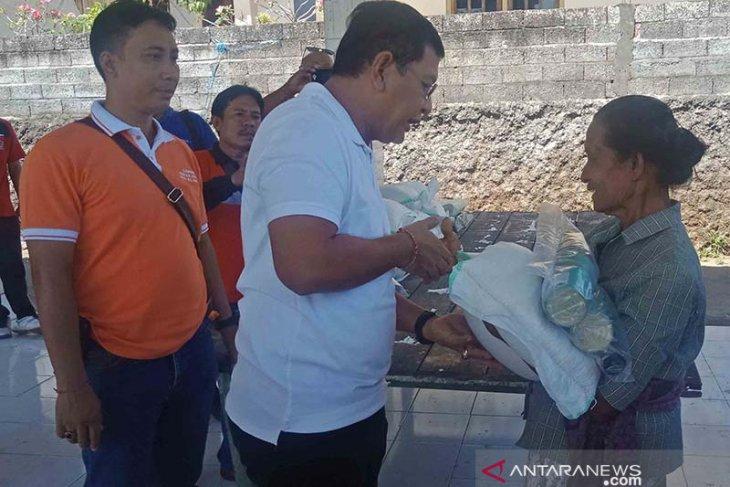 BPBD Bali dan Wabup Buleleng bantu korban gempa