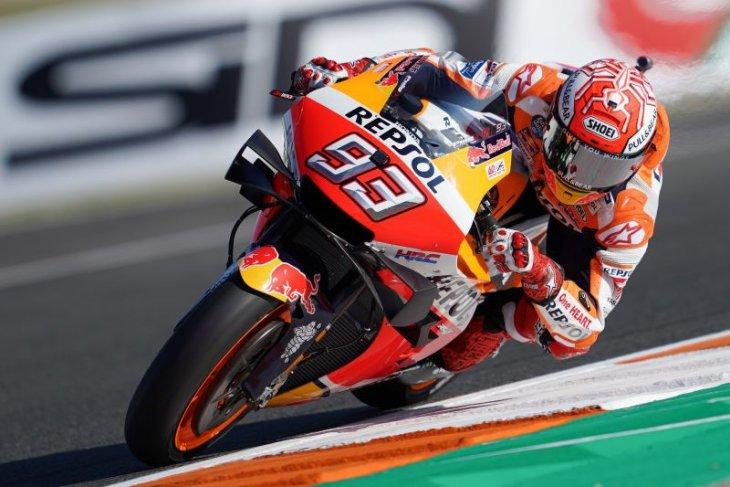 Ini tugas terakhir dari Honda untuk Marquez di GP Valencia