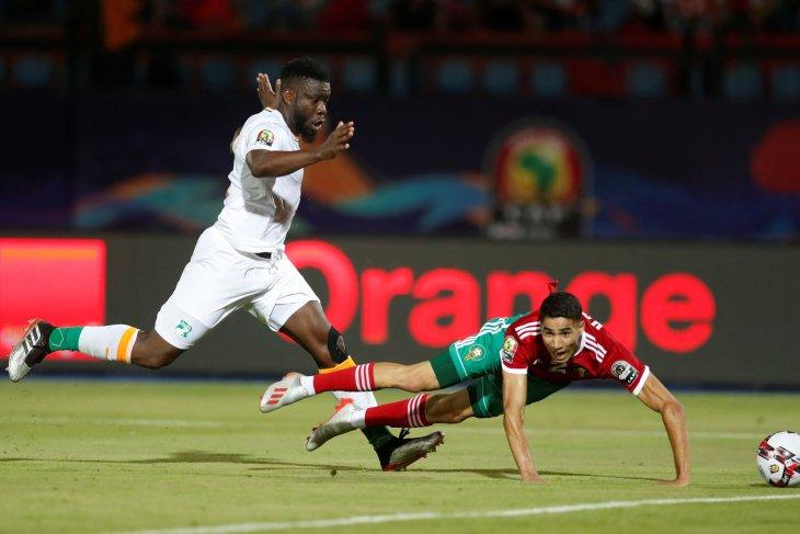 Gol penalti Kessie antarkan Pantai Gading menang 1-0 atas Niger