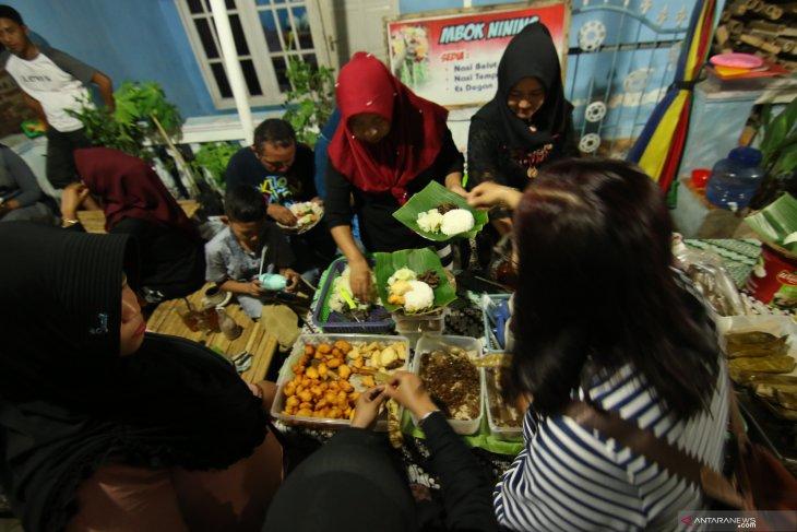 Pesta kuliner tradisional khas Suku Osing