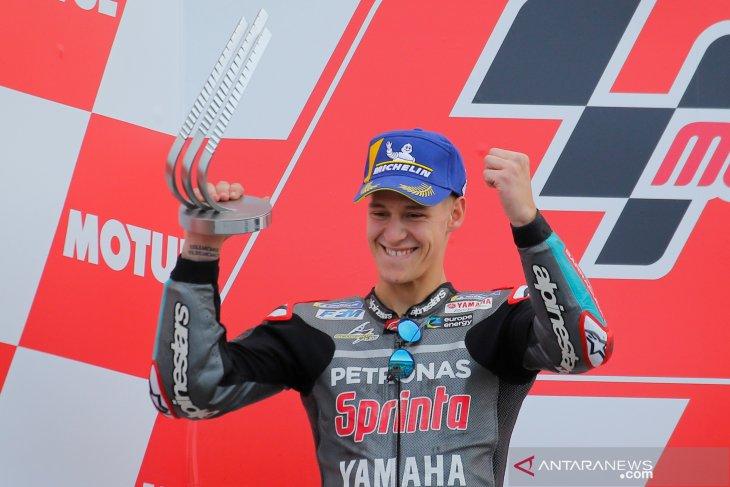 Fabio Quartararo buktikan diri pesaing serius MotoGP