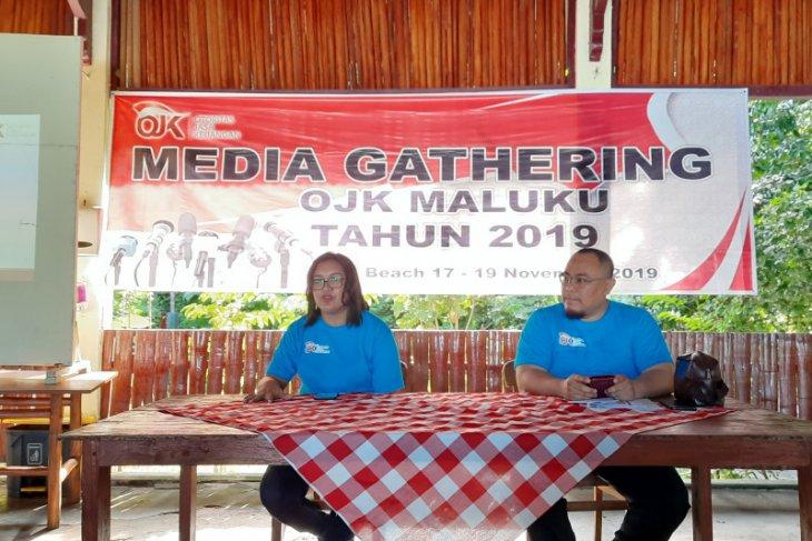 OJK Maluku  Media bantu edukasi keuangan