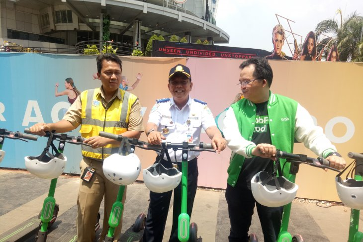 Jakarta to regulate e-scooter as personal mobility device