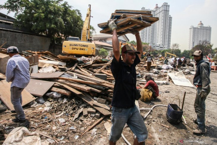 Terkait wilayah Sunter, DPRD DKI:  Anies tak pernah janji soal penggusuran