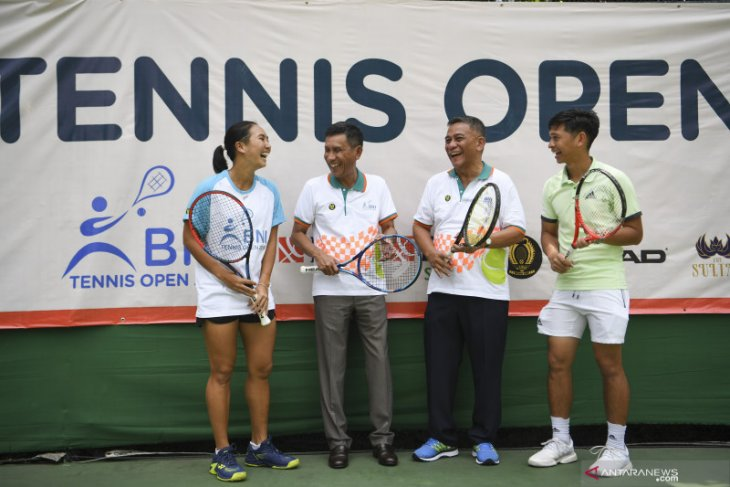 Christo dan Aldila melenggang mulus putaran pertama BNI Open