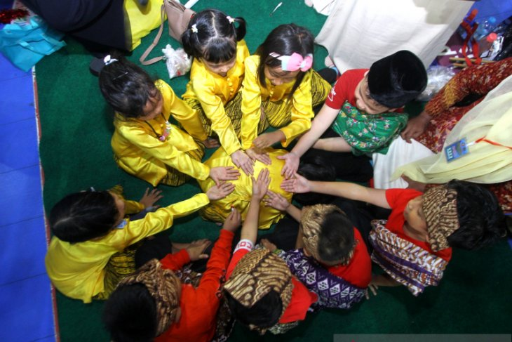 Gebyar Permainan Tradisional Anak
