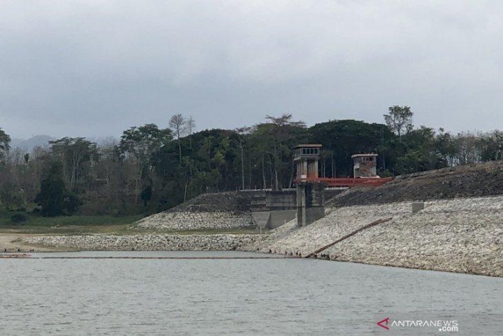 Produksi listrik PLTA Brantas Malang terdampak kemarau panjang