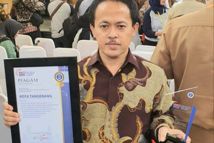 Pemkot Tangerang raih enam penghargaan RKCI 2019