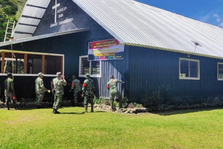Memberdayakan Pimpinan Gereja Untuk Menyelesaikan Masalah Papua