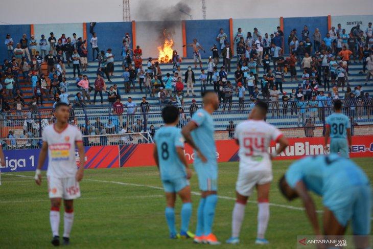 Hasil Liga 1: Persela vs Perseru, Nil Maizar sebut pemainnya