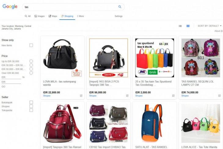 Google Shopping koneksikan UMKM dengan konsumen