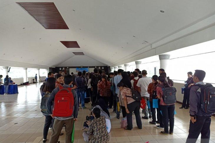 Pelamar CPNS di Bengkayang di atas 2.000 orang