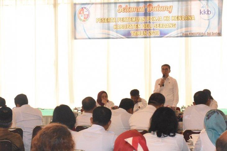 Program Kampung KB sasar sejumlah desa di Deliserdang