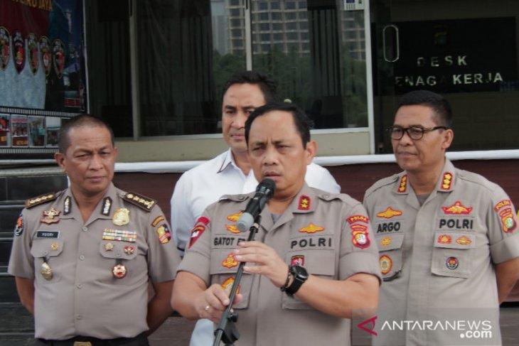 Kebayoran Baru police precinct chief sacked over ethics code violation