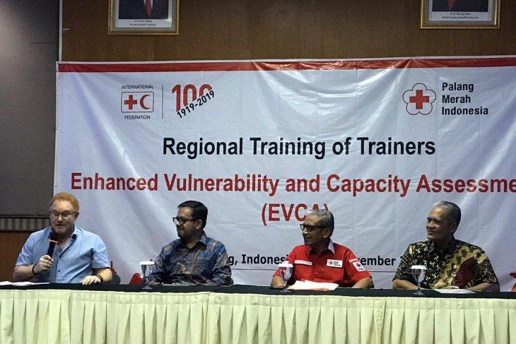 PMI ditunjuk jadi tuan rumah pelatihan EVCA tingkat Asia Pasifik