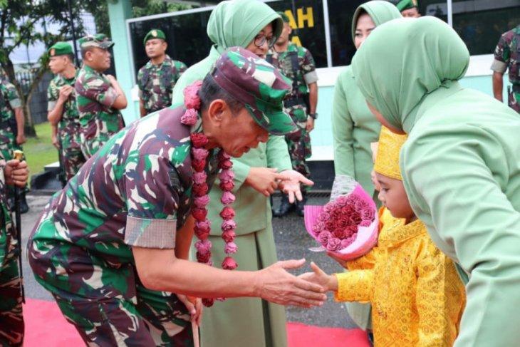 Pangdam I/BB: Babinsa ujung tombak TNI AD