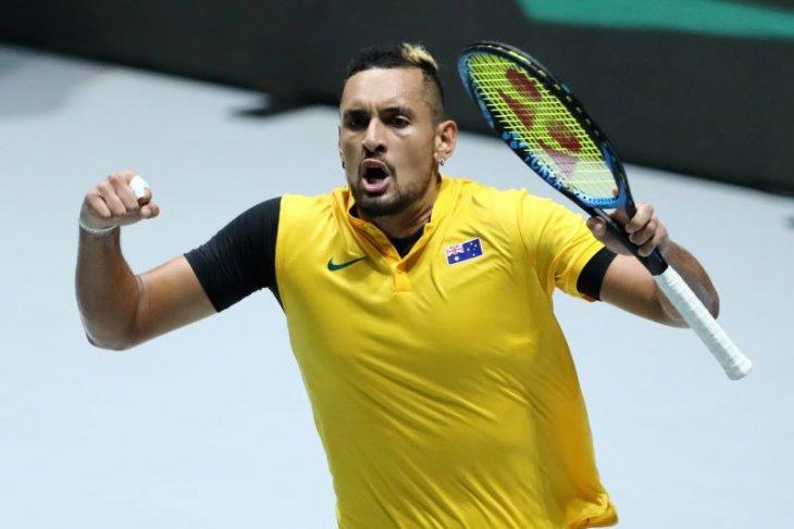 Tenis, Australia bertemu Kanada di perempat final Davis Cup