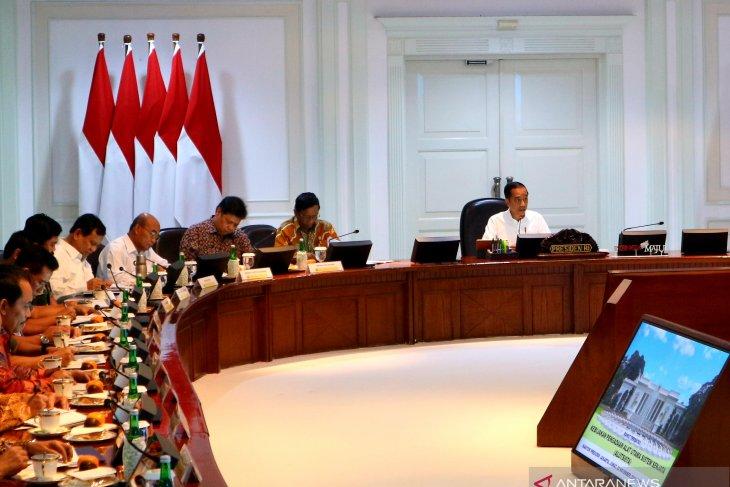 Jokowi: Stop belanja alutsista berorientasi proyek