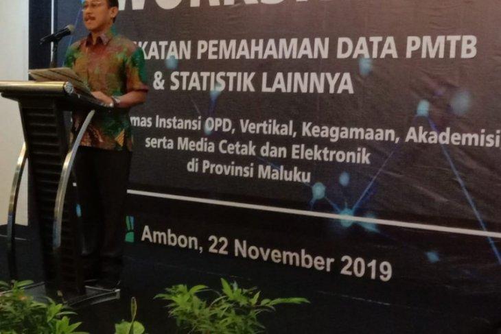 BPS Maluku gelar lokakarya tingkatan pemahaman data PMTB
