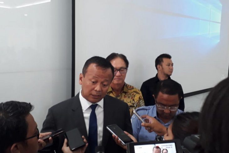 Minister Edhy Prabowo upbeat about rise in fishery production