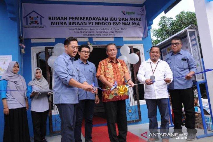 Medco E&P fasilitasi Rumah Pemberdayaan bagi masyarakat di Aceh Timur