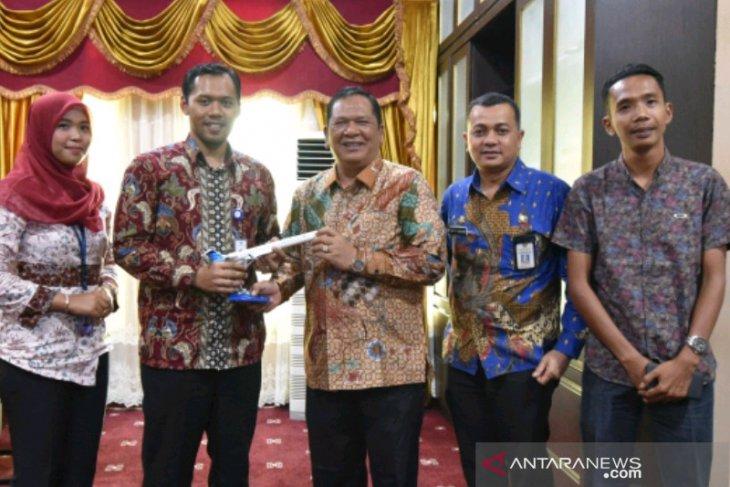 Garuda Indonesia jalin kerjasama dengan Pemkot Padangsidimpuan