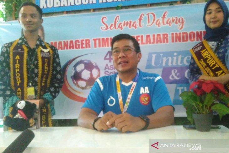Ahmad Arsani: Timnas pelajar tidak terpengaruh dengan kekalahan timnas dari Malaysia