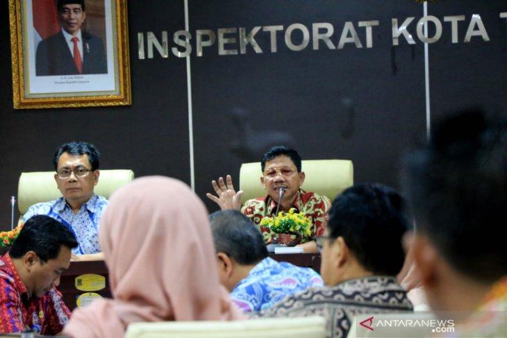Wawali Tangerang Sachrudin: Inspektorat diposisikan pencegahan tindak korupsi