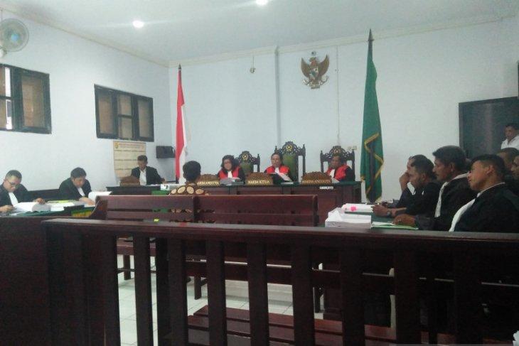 Korupsi dana proyek, mantan anggota dewan dihukum 11 tahun penjara