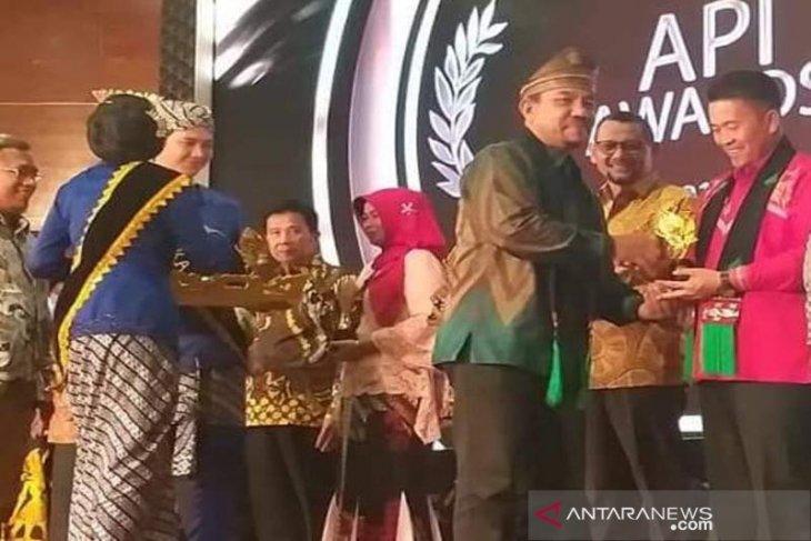 Air Terjun Tansaran Bidin Bener Meriah juara 1 API Award Surga Tersembunyi