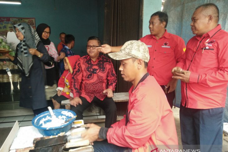Sekjen DPP PDI Perjuangan ajak masyarakat untuk peduli dan bantu UMKM