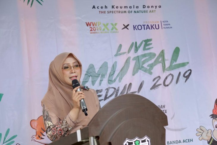 Dyah Erti Idawati apresiasi inisiatif mahasiswa wujudkan kota tanpa kumuh