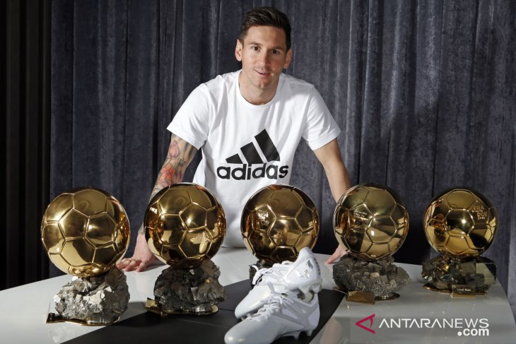 Daftar Ballon d'Or bocor, Messi posisi pertama disusul van Dijk