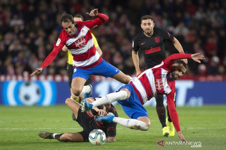 Liga Spanyol, Atletico hanya bawa pulang satu poin dari lawatan ke markas Granada
