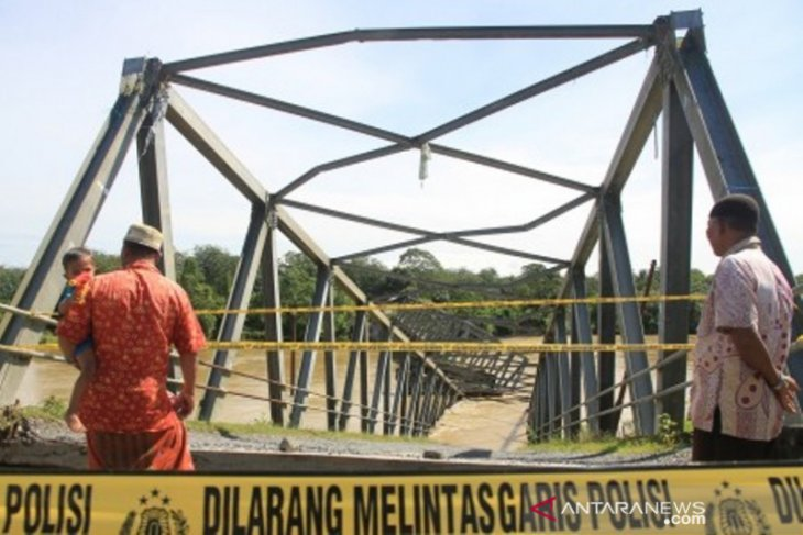 Aceh Barat bangun jembatan baru di Pasi Kumbang, Nilainya capai Rp37 miliar lebih