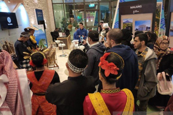 KBRI Riyadh promosi pariwisata melalui Wonderful Indonesia Week
