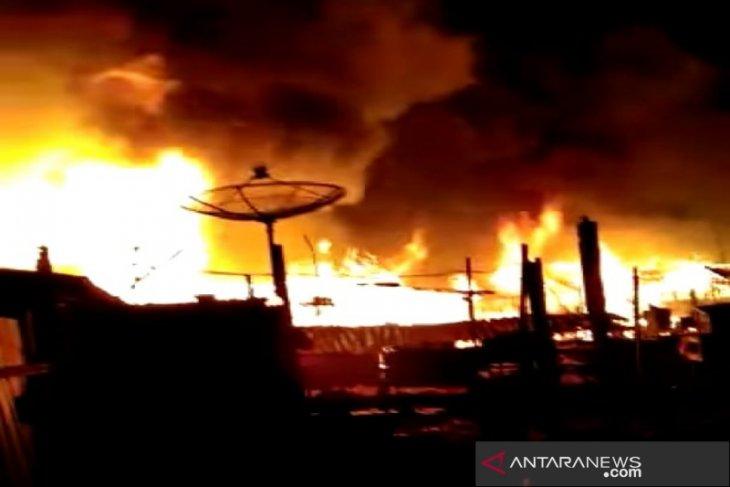 Tim Kemensos akan tinjau korban kebakaran 200 rumah di Kotabaru