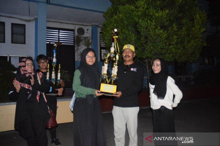MAN 1 dan SMPN 10 raih juara umum perlombaan PMR se-Tangerang Raya
