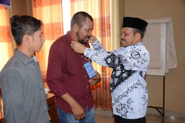 125 mantan kombatan GAM dan korban konflik dibekali keterampilan di Langsa