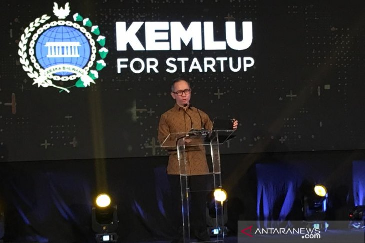 Foreign ministry encourages start-up ecosystem for economic diplomacy