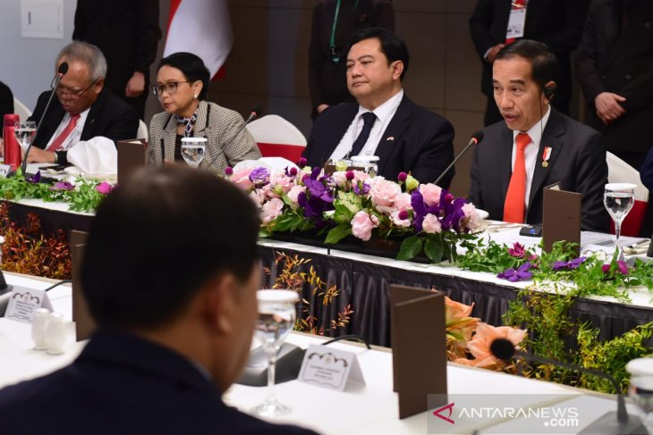 Indonesian investment climate iis increasingly attractive: Jo0kowi