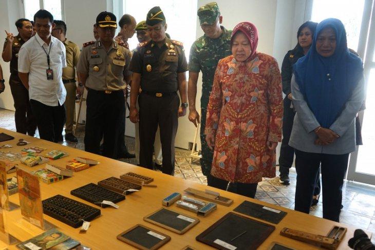 Museum Pendidikan di Surabaya diresmikan bertepatan Hari Guru Nasional
