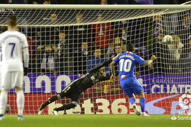Sevilla  tundukkan Real Valladollid
