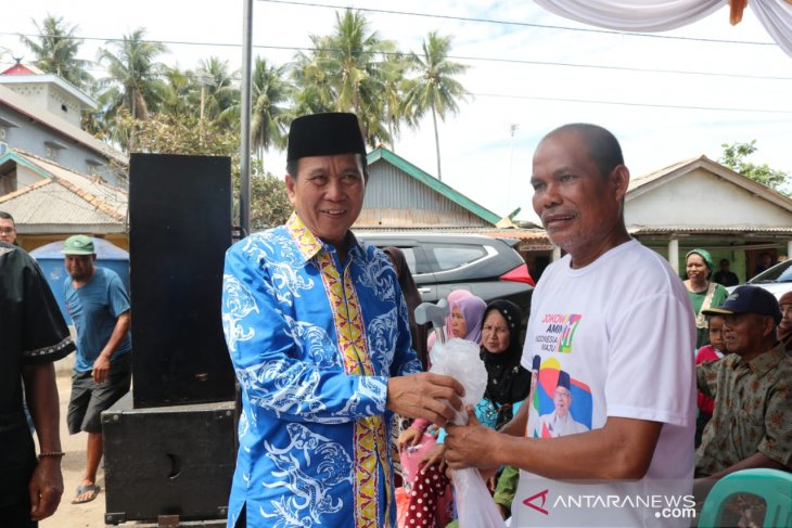 Bupati Bangka Tengah sudah mendaftar di tiga partai politik