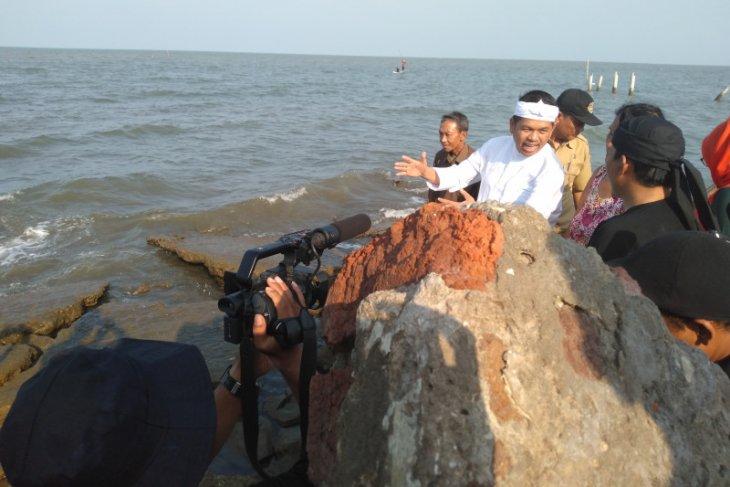 Dedi Mulyadi minta tidak ada eksploitasi kawasan pantai berlebihan
