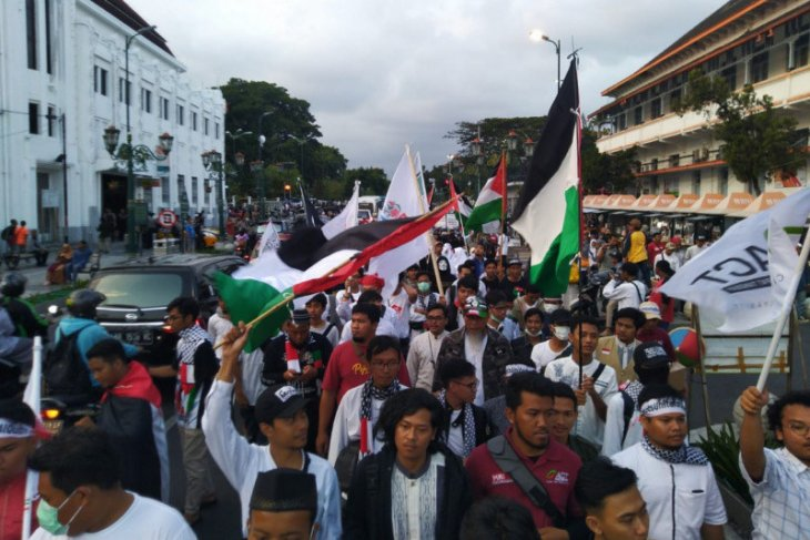 Indonesia should ramp up fight for Palestinian independence: Wahid