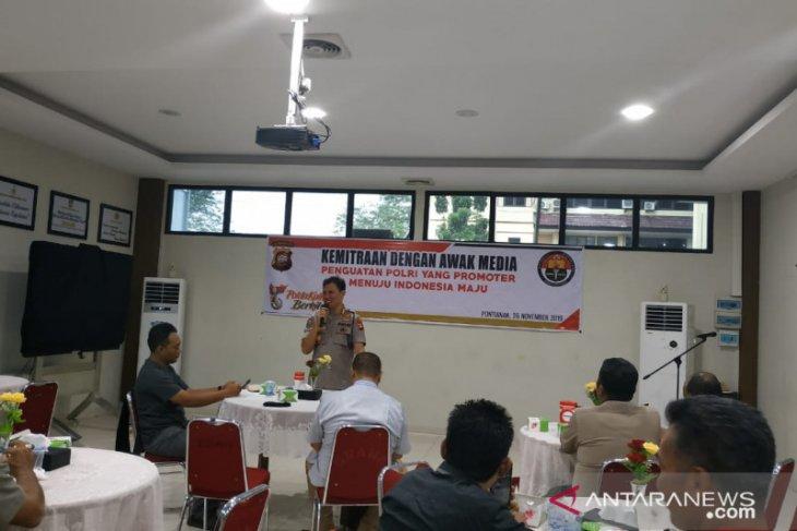 Polda belum terima laporan pemeriksaan anggota DPRD Bengkayang