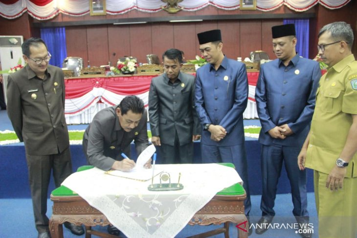 DPRD Kabupaten Belitung terima 21 usulan raperda tahun 2020