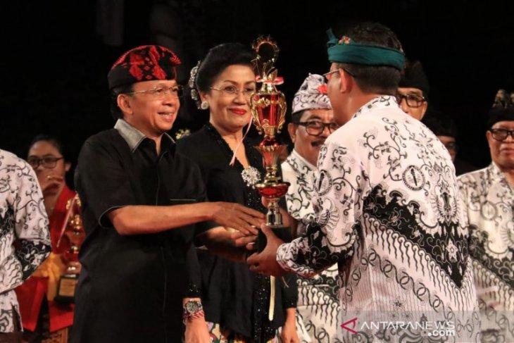 Gubernur Bali: guru jadi motor penggerak SDM unggul