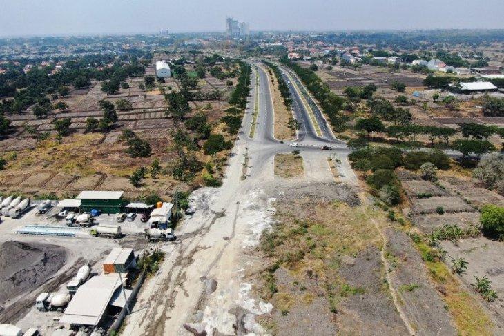 Pemkot Surabaya kebut pembangunan JLLB menuju Stadion GBT